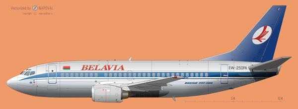 Отрисовка лайнера boeing 737 боинг 737
